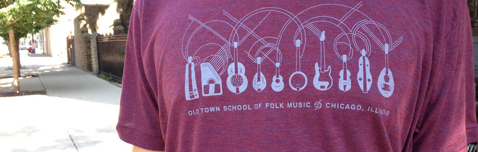 Old Town School T-Shirts